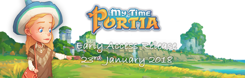 My Time At Portia Early Access